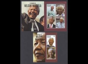 TOGO Nelson Mandela (2014) postfrisch/** (MNH)