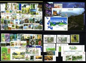 EUROPA CEPT Jahrgang 1999 komplett postfrisch/** (MNH)