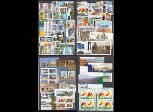 EUROPA CEPT Jahrgang 2012 absolut komplett postfrisch/** (MNH)