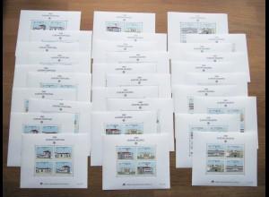 EUROPA CEPT Portugal/Azoren/Madeira Blocks (1990) postfr./** (MNH) - 10 Stück