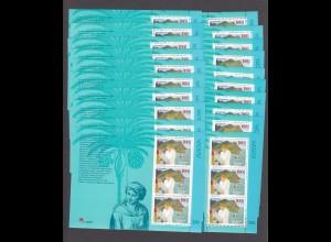 EUROPA CEPT Portugal-Madeira Block 16 (1997) postfr/** (MNH) - 20 Stück - € 160.