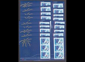 EUROPA CEPT Portugal-Madeira Block 17 (1998) postfr/** (MNH) - 20 Stück - € 130.