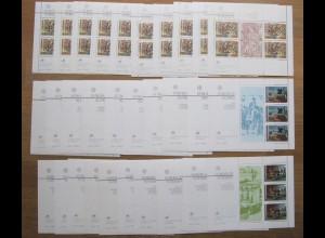 EUROPA CEPT Portugal/Azoren/Madeira Blocks (1982) postfr./** (MNH) - 10 Stück