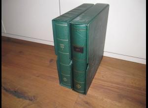 EUROPA CEPT Sammlung gestempelt 1956-1989 (bis auf 1) komplett