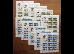 EUROPA CEPT Portugal Block Nr. 150 (1999) postfr/** (MNH) - 100 Stück!!- € 800
