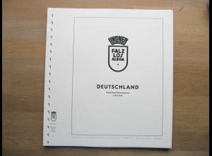 SAMMLUNG FRANZÖSISCHE ZONE postfrisch/** komplett (mit Konstanz II)
